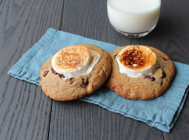 Campfire S'mores Cookie 2 Pack by Chef Keith Hubrath