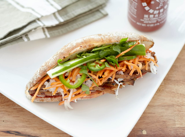 BYO Steak Banh Mi by Chef John Tran