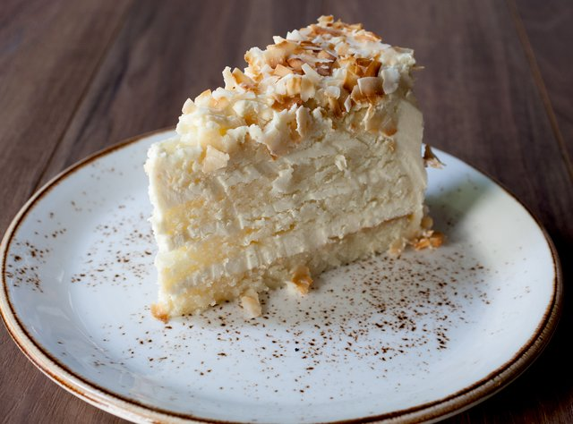 Coconut Cake by Chef Jason Wilson