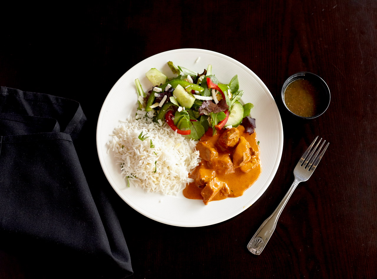 Chicken Tikka Masala Boxed Lunch by Chef Nitin Panchal