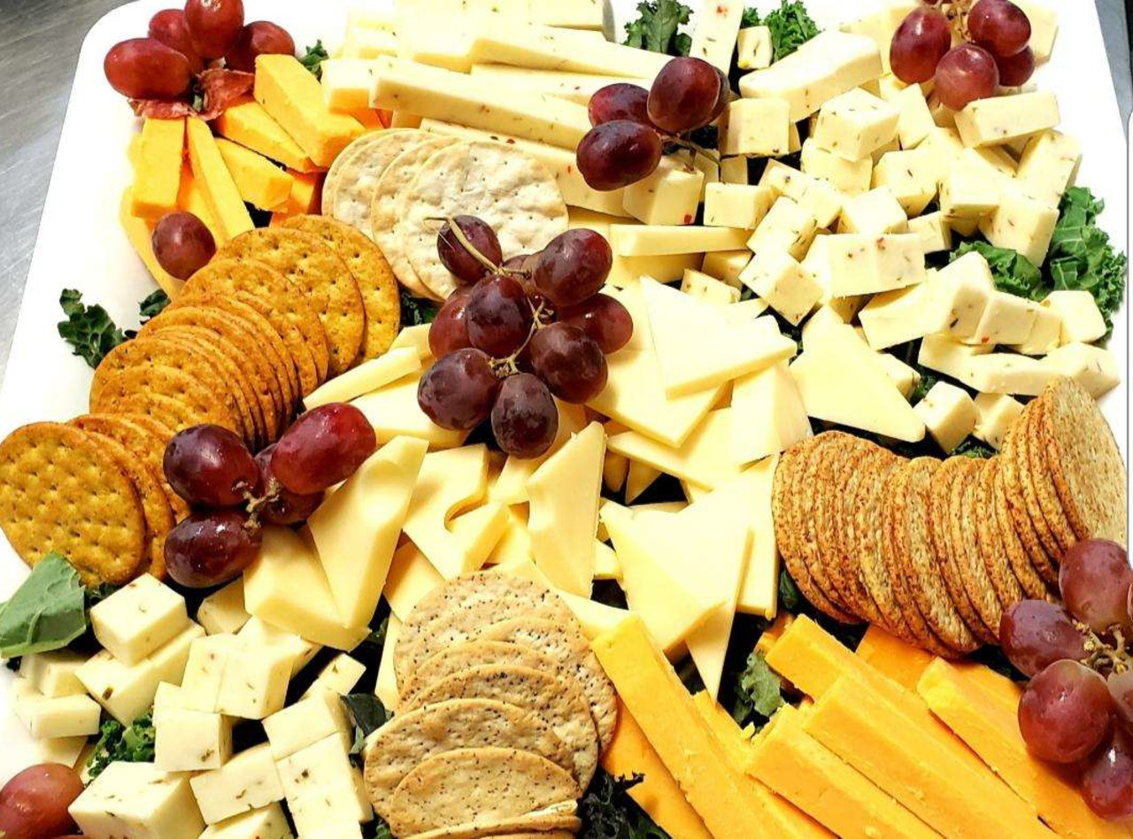 Local Artisan Cheese Board - Small by Chef Jesse & Ripe Catering Team