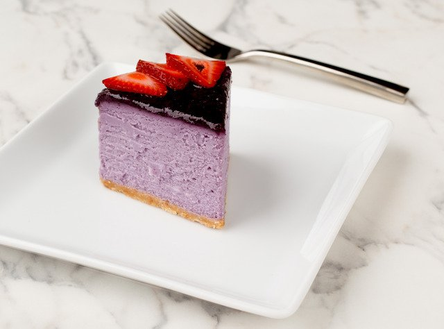 Chera's Hood Famous Ube Cheesecake Mini by Chef Chera Amlag