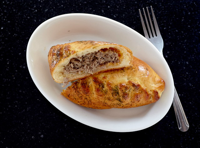 Piroshki with Beef and Cheese by Chef Aly Anderson
