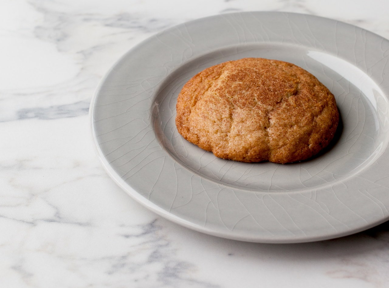 Snickerdoodle Cookie by Chef Keith Hubrath